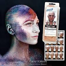 graftobian hybrid pro bald cap by mel