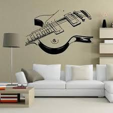 vinyl wall art decals music