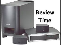 bose gs series 2. bose 321 gs series ii dvd home entertainment system review part 1 gs 2