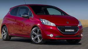 future 208 peugeot 2018. perfect peugeot all new 2018 the peugeot 208 gt line to future peugeot