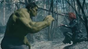 Image result for black widow and hulk