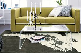 Peekaboo Clear Coffee Table ($279): We are head over heels about this  completely transparent coffee table. It really is a must-have for any urban  dwelling ...