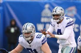 Cowboys Re-sign G/C Adam Redmond; Preparing to Lose Joe Looney? ✭