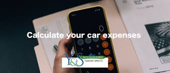 How To Calculate Your Car Expenses Ys Accounting