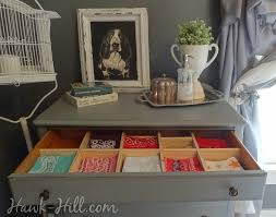 diy instructions to make drawer dividers for shallow drawers hawk hill com