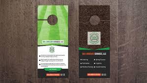 creative door hangers. Collection In Door Hanger Graphic Design With Creative Designs Free Premium Templates Hangers