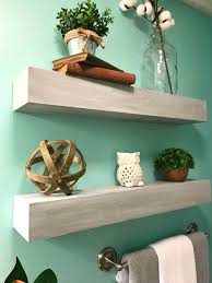Ivory Floating Shelves Delectable How To Build A Seamless DIY Floating Shelf