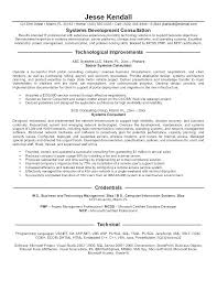 Consultant Cv Consulting Cv Template Security Examples Resume Template For