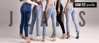 Jeans Fit Guide Boohoo