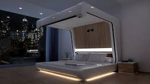 High Tech Bedroom Ideas 2