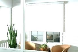 outdoor roll up blinds exterior patio shades clear plastic