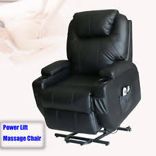 flash furniture leather heated reclining massage chair and ottoman. electric power lift recliner chair wall hugger heated massage sofa lounge flash furniture leather reclining and ottoman m
