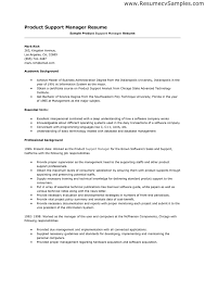 It Service Management Resume Www Nmdnconference Com Example