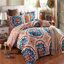 Country Pink Puff Quilt Set Country Chic Comforter Sets Country Country Style Comforter Sets