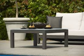 norfolk leisure block aluminium lounge set coffee table 2 499 00