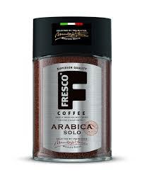 Купить <b>Кофе</b> растворимый <b>Fresco Arabica</b> Solo ...