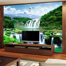 Natuur Behang Slaapkamer Luxe Online Shop Custom 3d