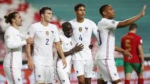 Come arrivano alla gara il portogallo vanta il migliore attacco con 9 gol realizzati e anche la miglior difesa del gruppo avendo … Nations League Portogallo Francia 0 1 Bleus Alle Final Four La Gazzetta Dello Sport