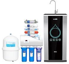 Máy lọc nước gia đình không dùng điện uống trực tiếp có an toàn?