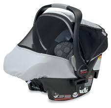 infant car seat sun bug cover