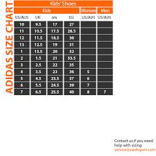 Adidas Cleat Size Chart Adidas Predator 19 3 Fg Kids Boys Football Boots