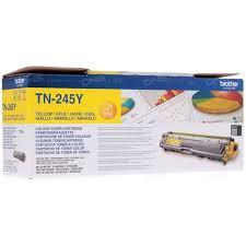 Тонер <b>Картридж</b> Brother <b>TN245Y</b> желтый (<b>2200стр</b>.) для Brother ...