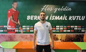 Alanyaspor İsviçre'den Berkan İsmail Kutlu'yu transfer etti