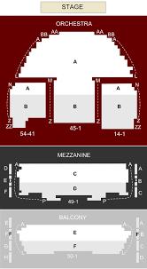 Prototypal Ahmanson Theatre Seating 2019