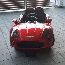 Aston Martin Kids Electric Car Babies Kids Toys Walkers On Carousell
