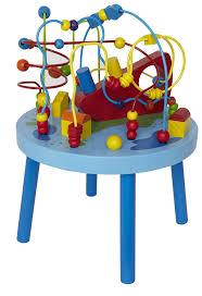 hape ocean adventure toddler table wooden maze amazonca toys