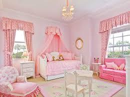 Princess Canopy Bedroom