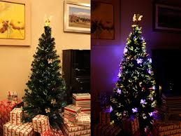 Christmas Trees Prelit LED 6 FT6 Foot Christmas Tree With Lights