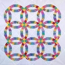 Double Wedding Ring Quilt Tops For Sale Autumn Tones Double ... & Double Wedding Ring Quiltsmart Double Wedding Ring Quilt Tops For Sale  Double Wedding Ring Quilts Traditions Adamdwight.com