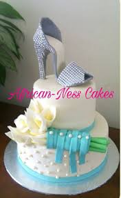 Wedding And Bridal Shower Cakes