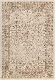 impressive surya tharunaya thn 1000 neutral area rug kaoud rugs with regard to neutral area rug ordinary