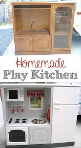 repurposed furniture for kids. idea for jared u0026 mallory use our green entertainment centernice repurpose it 20 unique furniture hacks ideas with pictures play kitchen out of repurposed kids