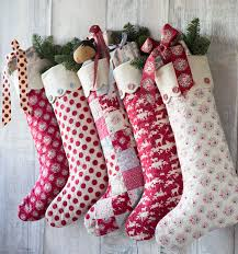 Quilted Christmas Stocking Pattern Mesmerizing Cosy Christmas Stockings Tildas World
