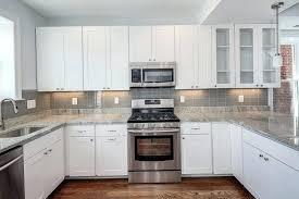 backsplash tile white cabinets kitchen kitchen tile with white cabinets home design ideas kitchen tile with