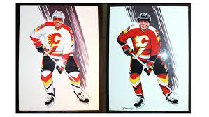 $99.99 flames youth tkachuk special edition jersey. A Talk With Calgary Flames Uniform Designer Bill Brownridge