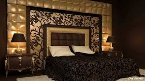 Black and gold furniture Bed Elegant And Dramatic Black And Gold Interior Decorating Ideas Youtube Elegant And Dramatic Black And Gold Interior Decorating Ideas Youtube