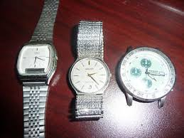 fossil casio and gruen mens used watches as is image is loading fossil casio and gruen mens used watches as