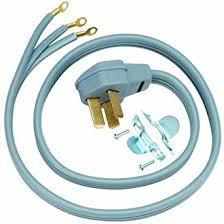 prong range cord wiring image wiring diagram amazon com ge wx9x6 4 3 prong range power cord 40 amp on 4 prong range
