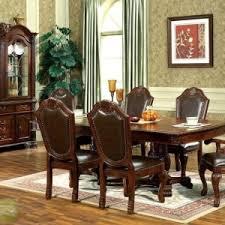 Formal Dining Room Sets For 8 Square Brown Sectional Fury Rug Solid Wood Formal Dining Room Sets