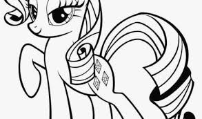 Coloring Pages My Little Pony Coloring Pages To Print Free My