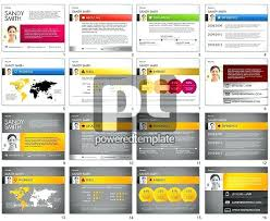 Resume Powerpoint Presentation Cool Resume Ppt Template Ideas Ai