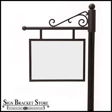 Custom Sign Posts Sign Frames Gallery