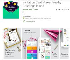 Top 20 Invitation Card Maker Apps For Every Occasion In 2019