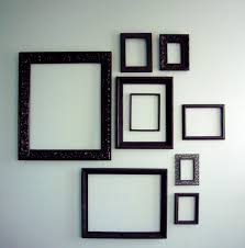 multiple picture frames design office magnetic dark