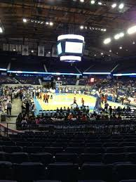 Chicago Rush Seating Chart Allstate Arena Section 115 Row M Seat 21 Home Of Depaul