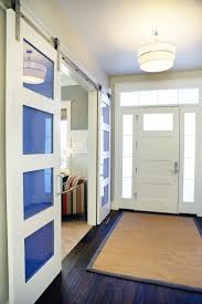 sliding barn doors glass. Incredible Frosted Glass Sliding Barn Doors Doors. . Door